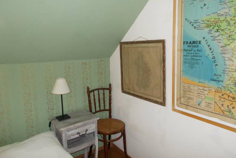 Interieur Groene Kamer