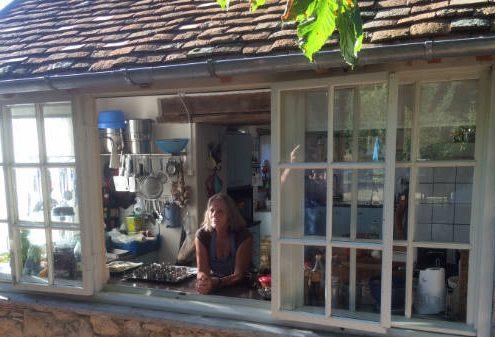 Maison Charlotte keuken uitbouw