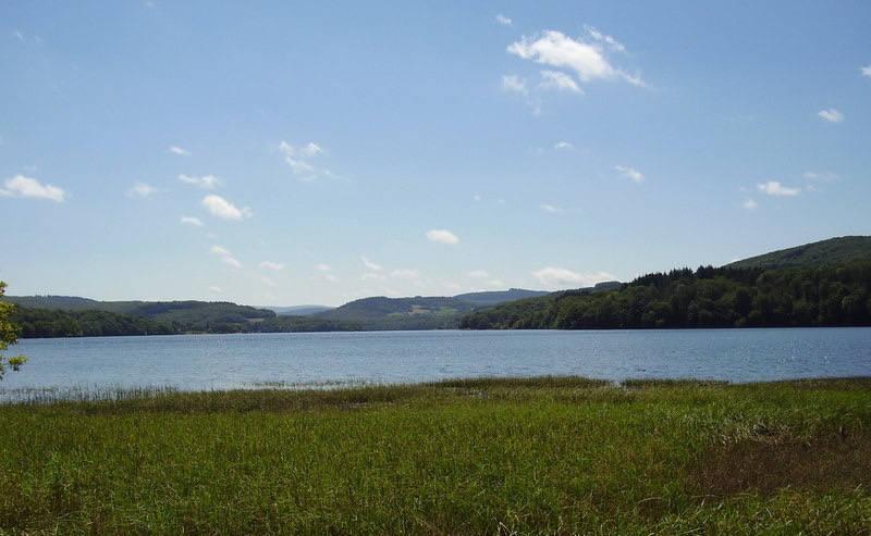 Lac de Pannecière 1